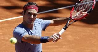 Federer: entrenamiento anulado a 3 días de su debut