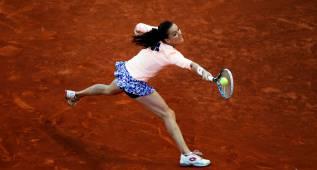 Radwanska cae ante Cibulkova y hace más favorita a Muguruza