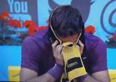 Del Potro venció a Thiem y rompió a llorar de emoción