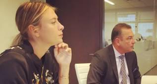 Sharapova prepara la salida al mercado de sus chocolates