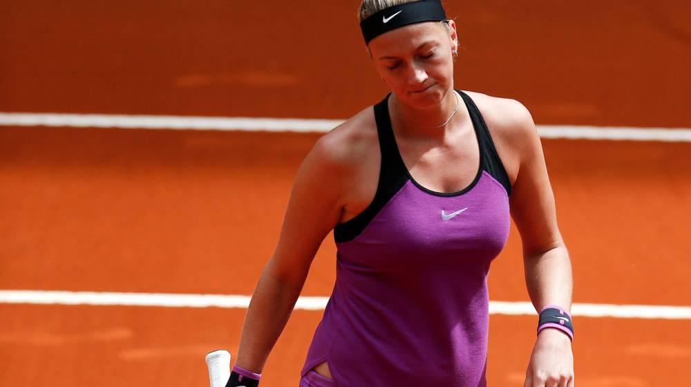 Gavrilova despidió a la campeona Kvitova