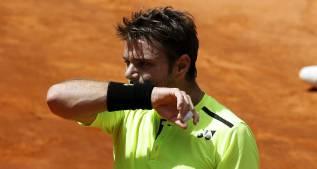 Kyrgios bate a Wawrinka en Madrid y Nadal sale favorecido