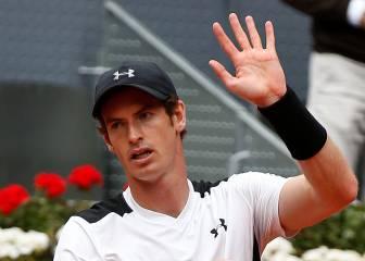 Murray ejerce de campeón para situarse en cuartos