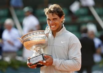 España domina en títulos de tenis durante el siglo XXI