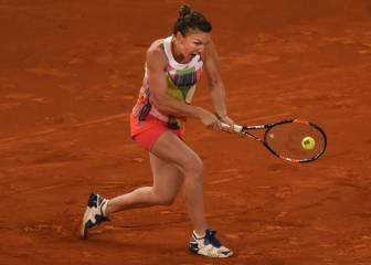 Simona Halep, primer título en Madrid y quinta del mundo