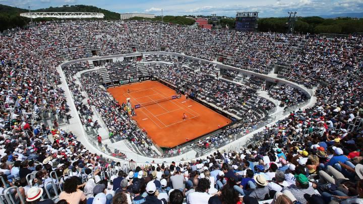 Masters 1.000 Roma: Horarios, cómo, cuándo en TV online