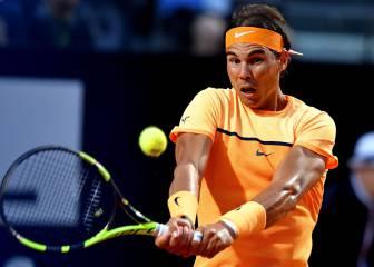 Nadal llega a Kyrgios: sólo será 4º del mundo si es campeón