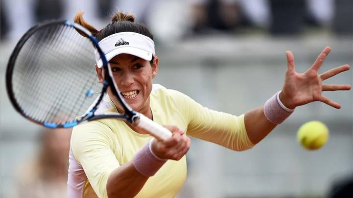 Gran Muguruza: alcanza su primera semifinal en Roma