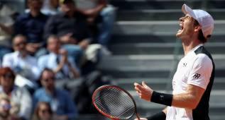 Murray elimina a Goffin y se verá con Pouille en semifinales