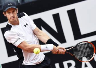 Murray arrolla a Pouille