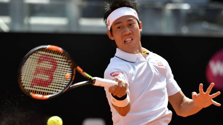 Djokovic escapa de Nishikori y llega exprimido a Murray