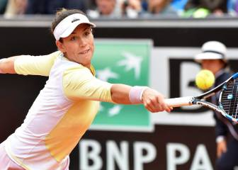 Madison Keys aparta a Muguruza del título en Roma