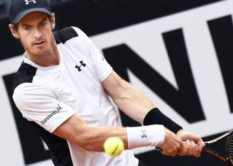 Djokovic vs Murray: resumen de la final Masters 1.000 Roma