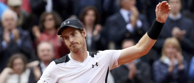 Murray destrona a Djokovic y ya es un gran aspirante a París
