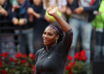 Serena Williams se alza con su cuarta corona en el foro itálico