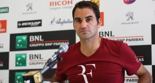 Roger Federer se probará en París antes de Roland Garros