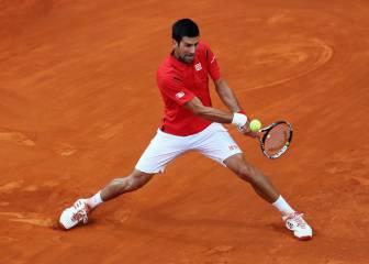 Djokovic lidera las apuestas para ganar Roland Garros