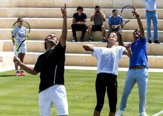 Ivanovic abre la pista de hierba del Mallorca Open