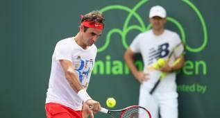 Federer es baja y Nadal evita a Djokovic antes de semifinales