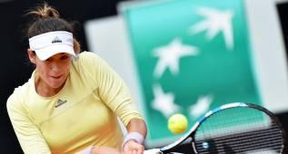 Muguruza debutará ante Schmiedlova en Roland Garros