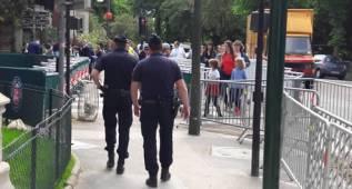 Descomunales medidas de seguridad en Roland Garros