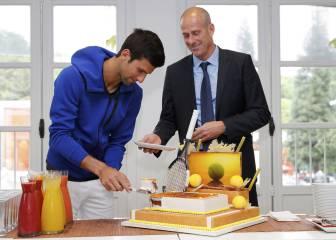 Tras el diluvio, Djokovic y Nadal debutan mañana en París