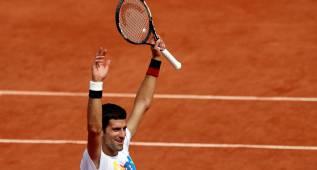Djokovic: Top-10 de triunfos en Roland Garros sin títulos