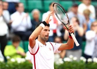 Djokovic se coloca en tercera ronda tras vencer Darcis
