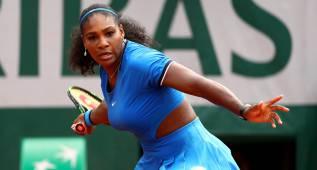 Serena Williams llega a la tercera ronda en 66 minutos