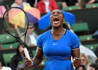 Serena Williams vence a Mladenovic y pasa a octavos