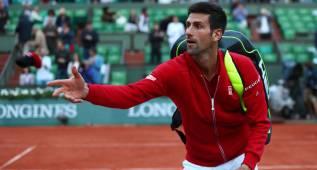 """Novak Djokovic: """"Podías sentir el dolor de Nadal"""""""