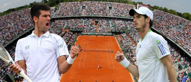 Djokovic vs Murray en directo: final de Roland Garros 2016