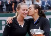 Las galas García y Mladenovic ganan el título en dobles