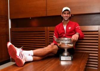 Rafa Nadal es cuarto en el ranking y Djokovic se distancia