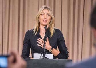 Sharapova: dos años de sanción