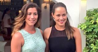 Mucho glamour en el alfombra roja del Mallorca Open