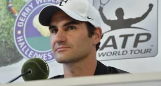 """Federer no se siente en forma: """"El óxido aún sigue ahí"""""""
