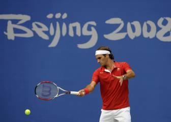Roger Federer disputará sus quintos Juegos Olímpicos