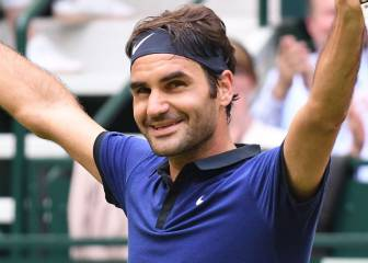 Federer se impone a Goffin y ya está en semifinales