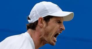 Murray gana a Cilic y luchará por su quinto título en Queen's