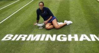 Keys vence a Strycova y levanta su segundo título WTA