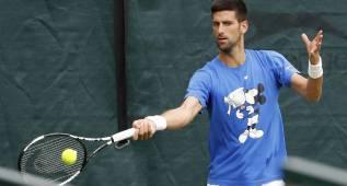 Djokovic, cabeza de serie; Murray y Federer, dos y tres