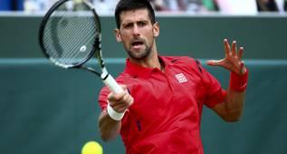 Djokovic no jugará en The Boodles hoy debido a la lluvia