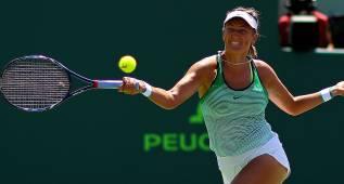 La bielorrusa Victoria Azarenka renuncia a Wimbledon por lesión