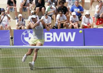 Muguruza abre en Wimbledon ante la dura Camila Giorgi