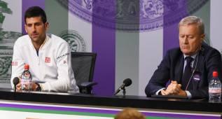 """Djokovic: """"A Wimbledon llego con la ilusión del primer día"""""""