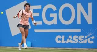 """Carla Suárez: """"Tengo ilusión, afronto Wimbledon con ganas"""""""