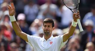 Djokovic no tiembla ante Ward en su debut con La Catedral