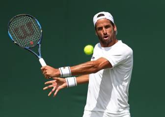 Feliciano, a segunda ronda: 15 Wimbledons seguidos