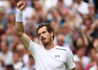 Murray y Serena acceden a segunda ronda sin problemas